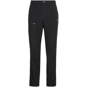 Odlo Saikai Cool PRO Broek Heren, black-odlo steel grey